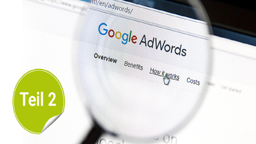 "Das neue AdWords Interface ""AdWords Beta"" – Testphase 2 von AdWords next"
