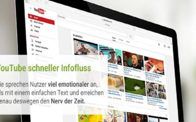 YouTube – Kanal Erstellung