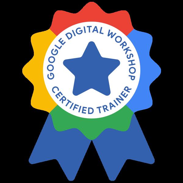 Google Trainer Badge Joachim Schröder