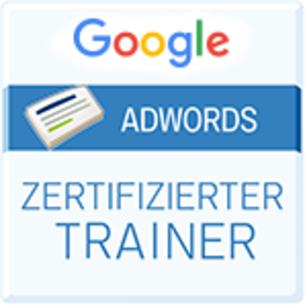 Google zertifizierter Trainer Joachim Schröder