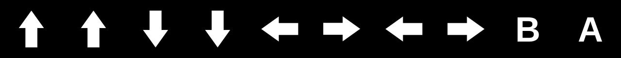 Konami_Code_-_02 Google Analytics: Konami Code Tracking