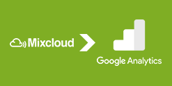 MixCloud-Tracking Google Analytics: MixCloud Tracking