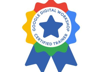 Zertifikat_Google-Trainer-Badge
