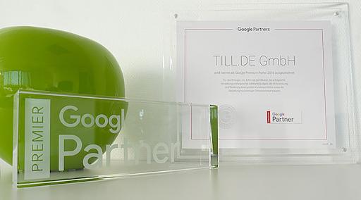 TILL.DE Google Premium Partner