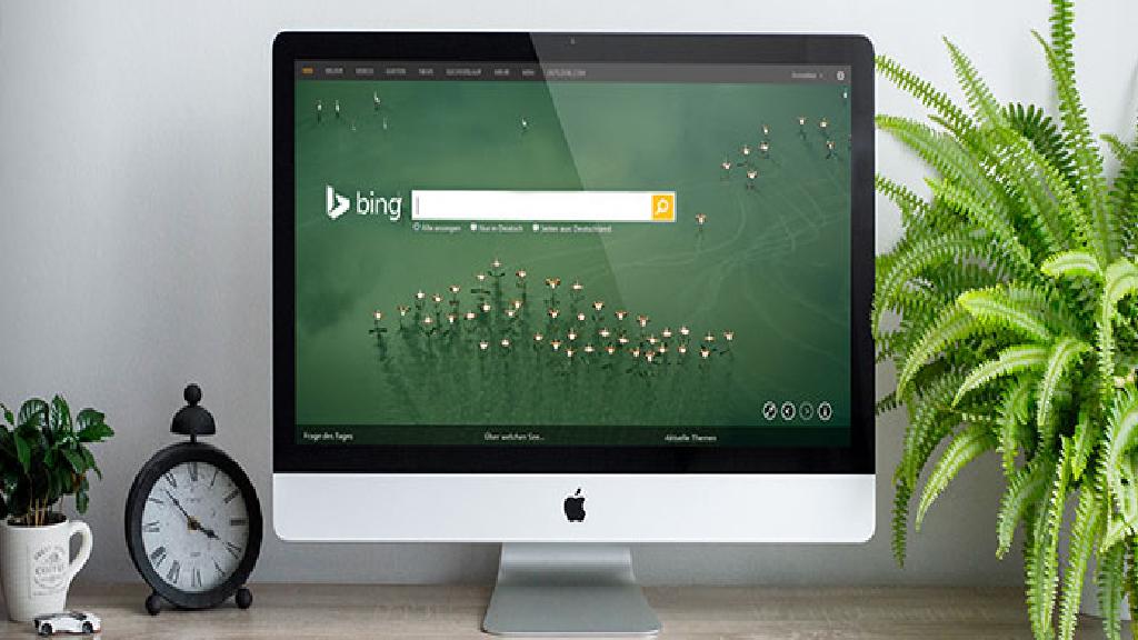 Wenn es Bing im Kopf macht