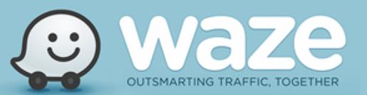 Google-Waze-Logo Google Waze - Interaktive Navigation