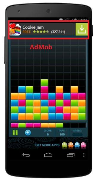 Google AdMob für Werbung in Apps