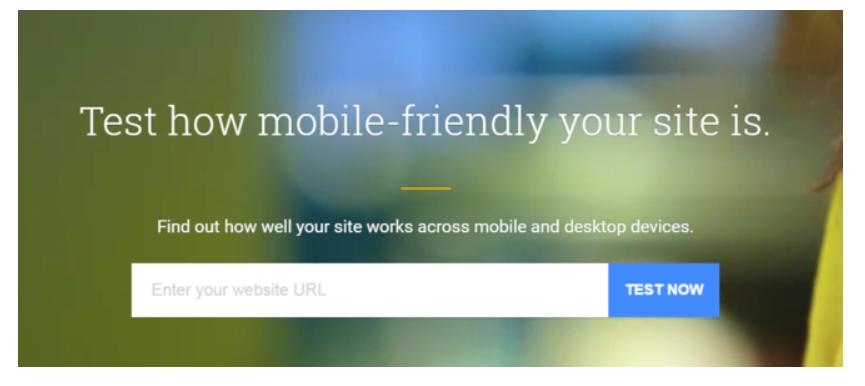 Test-My-Site-Oberfläche Google Test My Site - wie schnell ist Ihre Webseite?