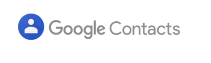Google-Kontakte-Logo Google Kontakte - Alle Ihre Kontakte jetzt online