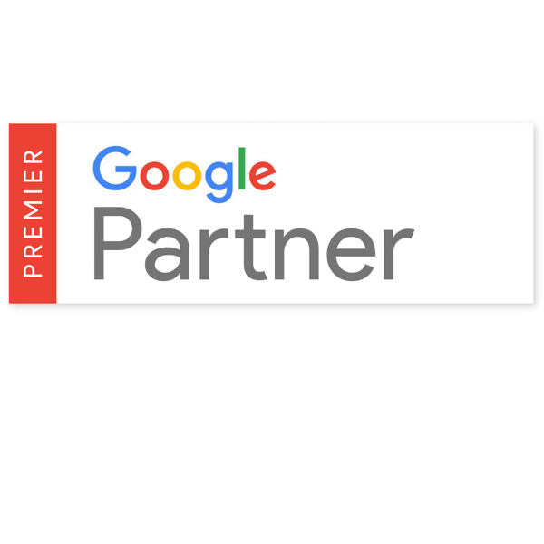 Google-Premium-Partner-Logo Angebot OptIn Cookie Banner