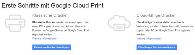 Cloud_Print_Bild Google Cloud Print - Überall und von jedem Gerät aus drucken