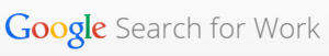 Google Search for Work Logo