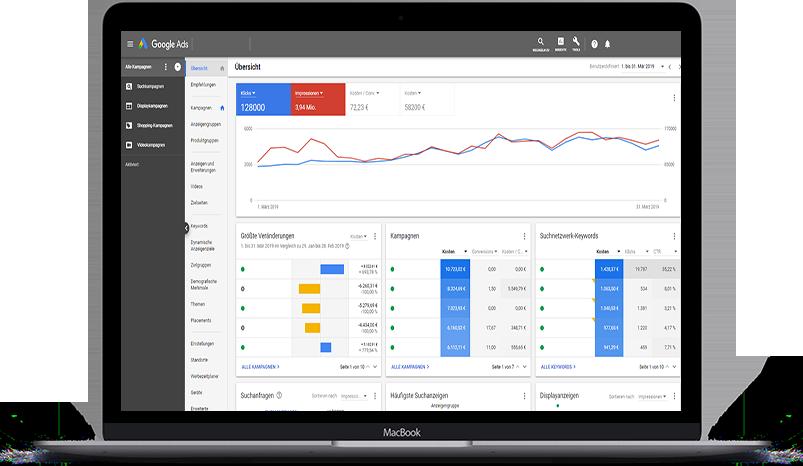 MacBook_ads_advanced&SEM Google Ads Inhouse Seminar