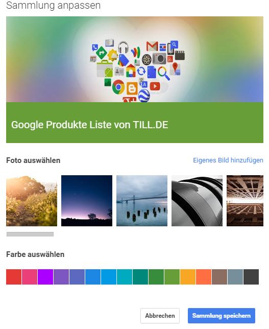 TILL.DE-Sammlungen_anpassen