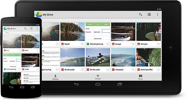 TILL.DE-Google-Drive-Mobil Google Drive - Alle Ihre Daten in der Tasche