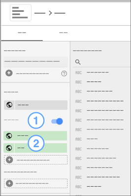 Google Data Studio Drill Down Funktion