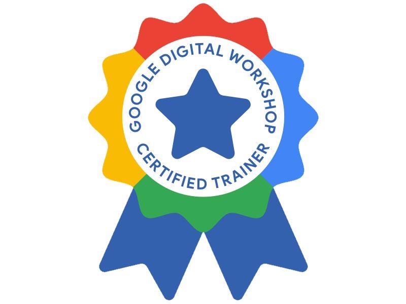 Zertifikat_Google-Trainer-Badge