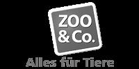Logo alles für Tiere grau