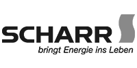 Logo Scharr grau