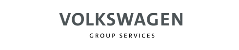 Logo Volkswagen Group grau