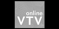 Logo VTV grau