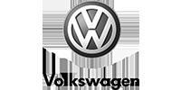 Logo VW grau