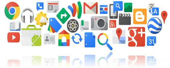 Übersicht Google Tools